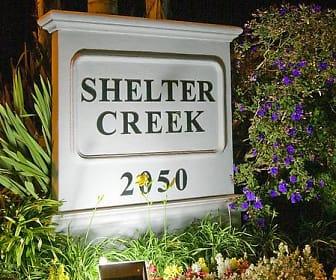 Shelter Creek, Rose Garden, San Jose, CA