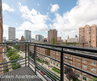 1100 N CASS STREET, Pere Marquette Park, Milwaukee, WI