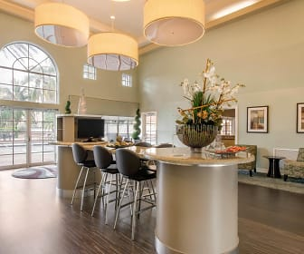 Dining Room, Gatehouse on the Green Apartments
