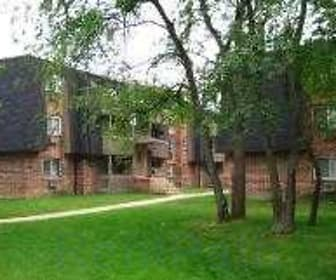 Building, Willow Lake Apartments