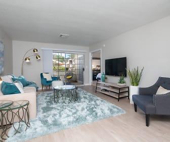 Living Room, Sedona Ridge