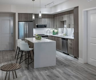 Kitchen, Doral 4200