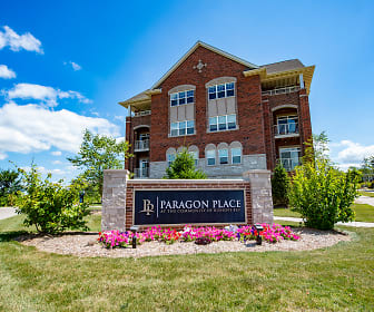 Paragon Place at the Community of Bishops Bay, Waunakee Heritage Elementary School, Waunakee, WI