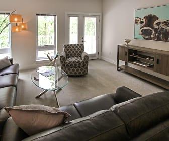 Living Room, 60 Mansfield Road