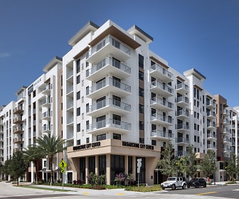 Sole City Center, West Palm Beach, FL