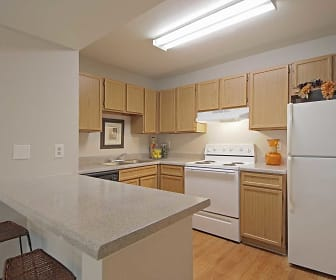 Kitchen, Enclave At Cityview