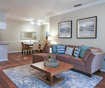 Living Room, The Promenade at Tampa Palms
