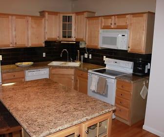 Kitchen, 1555 California St.