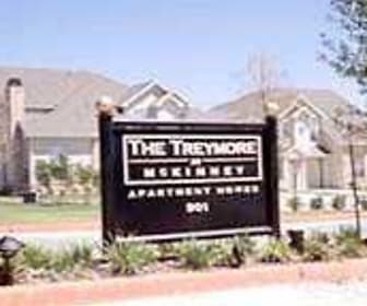 Community Signage, The Treymore In McKinney