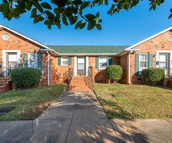 Ponderosa Apartments, Pinecrest, Charlotte, NC