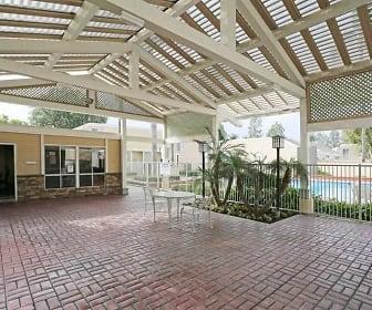 Recreation Area, Greenhouse Apartments