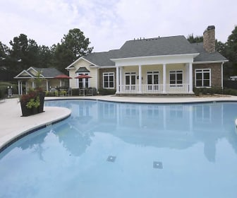 Pool, Highland Park Apartments
