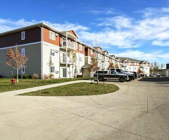Building, Jefferson Creek Apartments