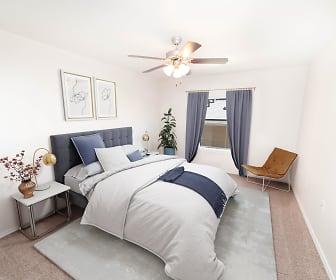 Bedroom, Saddle Horn Vista
