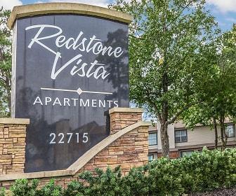 Community Signage, Red Stone Vista