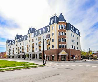 Building, Regency Springs/South Street Lofts