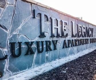 Community Signage, Legacy at Firetower