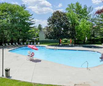 Pool, Chestnut Hill Tower