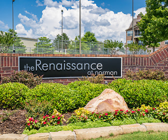 Community Signage, Renaissance At Norman
