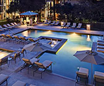 Pool, Lakeline East Apartments