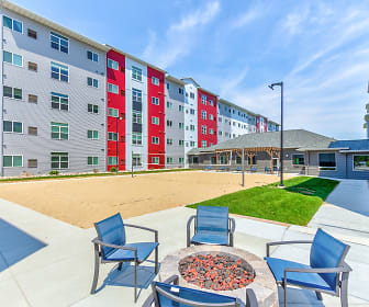 Recreation Area, U32 Apartments