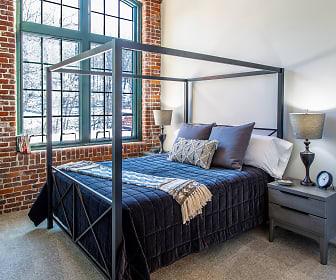 Bedroom, Waterhead Residential Building