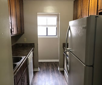 Kitchen, 1400 Willow Bend Way #D