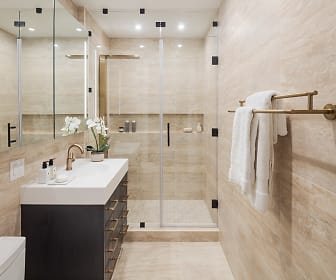 3 Bedroom Bathroom Traditional, The Atlantic