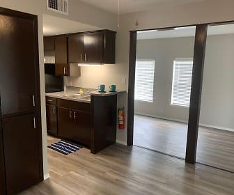 SG Apartments, Bishop, TX
