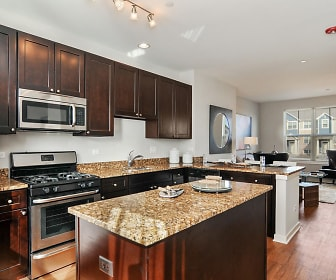 Kitchen, Oaks of Vernon Hills