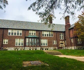 Hawthorne School Apartments, St. John, MO