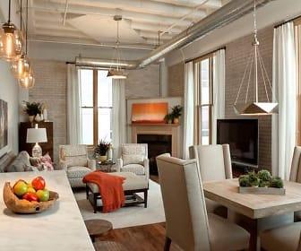 Living Room, 474 Seneca Street