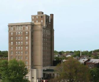The William Byrd Senior Apartments, Scott's Addition, Richmond, VA