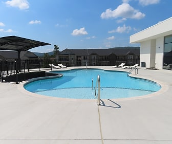 Pool, Parkland at Renaissance Point Apartment Town homes