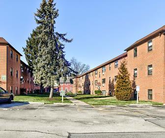 Springfield Green, Swarthmore College, PA