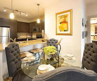 Dining Room, Marq at the Pinehills