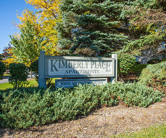 Community Signage, Kimberly Place