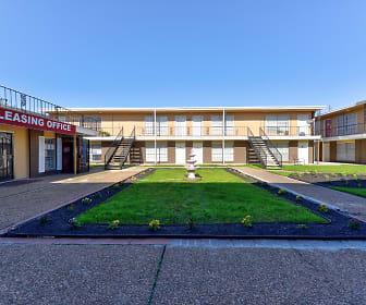 Schroeder Apartments, University of Houston, TX