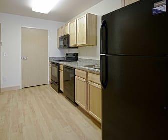 Kitchen, WSC Foundation Apartments