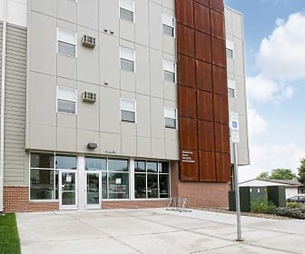 Building, WSC Foundation Apartments