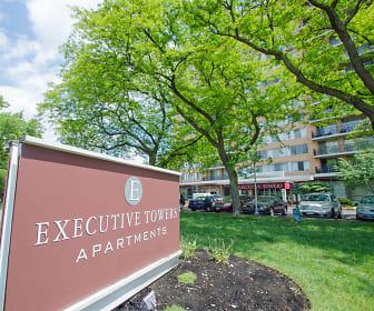 Community Signage, Executive Towers