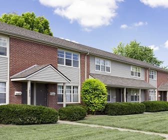 Columbus Crossing Townhomes, Taylorsville, IN