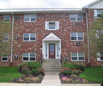Congress Apartments, Midway Manor, Allentown, PA