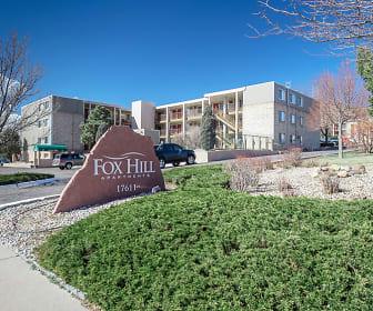 Fox Hill, Colorado School of Mines, CO