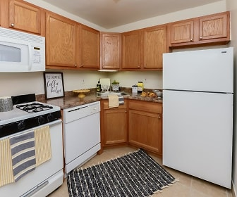 Kitchen, Parkview at Collingswood