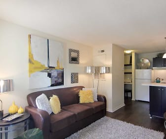 Living Room, CEV Wilmington - PER BED LEASE