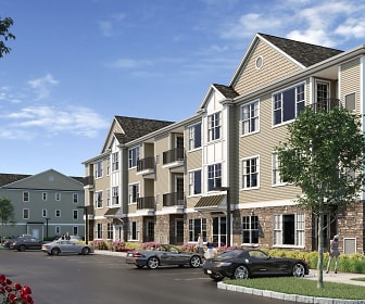 Building, Woodmont Hills at Ramapo