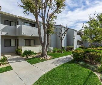 Building, Palm Court Apartment Homes