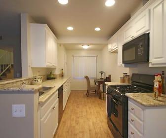 Kitchen, Hidden Springs