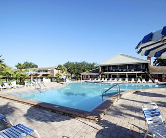 Pool, Carlton Arms North